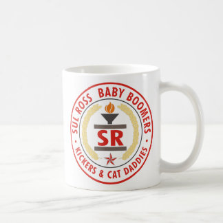 SRBaby Boomer Seal 2007 Coffee Mug