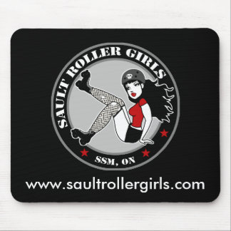 SRG Logo Mouse Pad