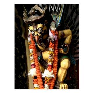 Sri Garuda Postcard