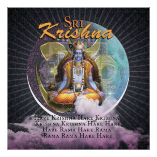 SRI KRISHNA - Poster