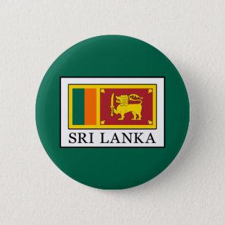 Sri Lanka 2 Inch Round Button
