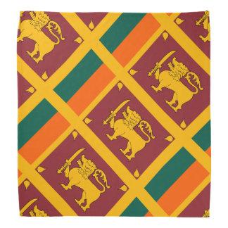 Sri Lanka Bandanna