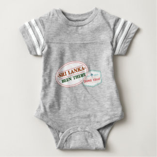 Sri Lanka Been There Done That Baby Bodysuit