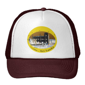 Sri Lanka Cap 1 Trucker Hat
