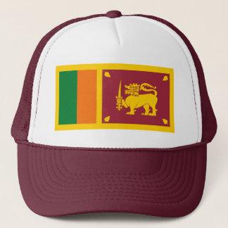 Sri Lanka Flag Hat