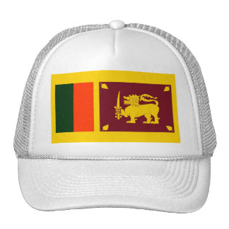Sri Lanka flag Trucker Hat