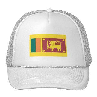 Sri Lanka Flag Trucker Hat