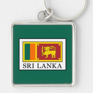 Sri Lanka Keychain
