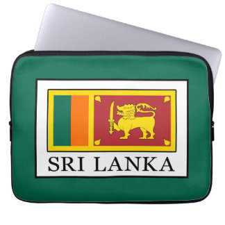 Sri Lanka Laptop Sleeve