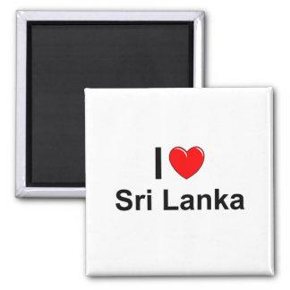 Sri Lanka Magnet