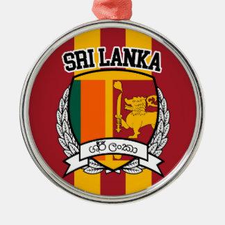 Sri Lanka Metal Ornament
