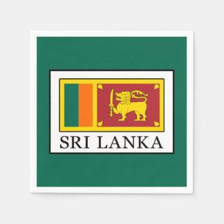 Sri Lanka Napkin