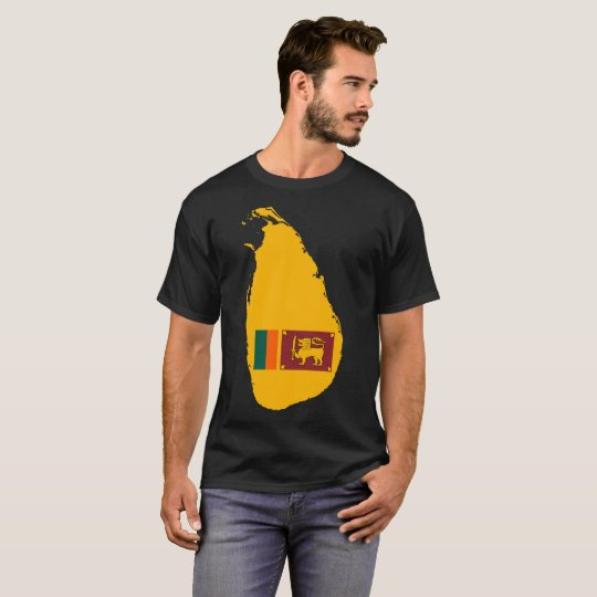 Sri Lanka Nation T-Shirt