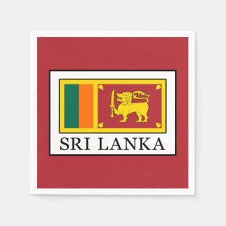 Sri Lanka Paper Napkin