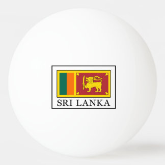 Sri Lanka Ping Pong Ball