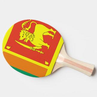 Sri lanka ping pong paddle