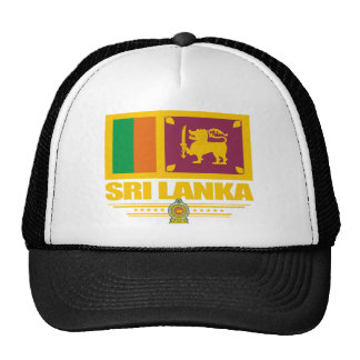 Sri Lanka Pride Trucker Hat