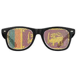 Sri Lanka Retro Sunglasses