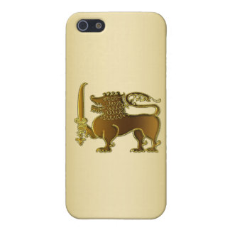 Sri Lanka royal  Cover For iPhone 5/5S