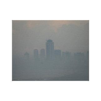 Sri Lanka Skyline Canvas Print