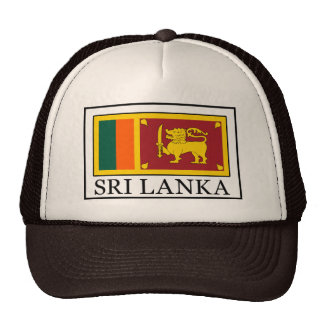 Sri Lanka Trucker Hat