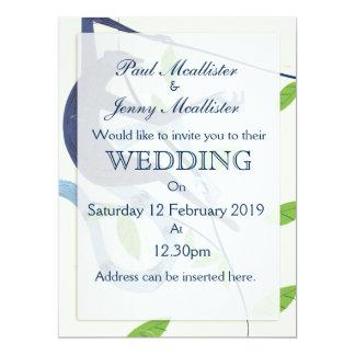 Sri Lanka Wedding invite