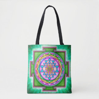 Sri Yantra - Artwork VII Tote Bag