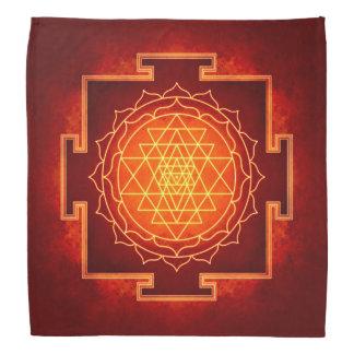 Sri Yantra - Artwork VIII Kerchiefs