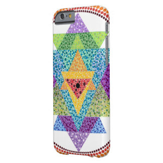 Sri Yantra Barely There iPhone 6 Case