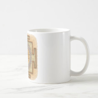 Sri-Yantra-Gold Coffee Mug