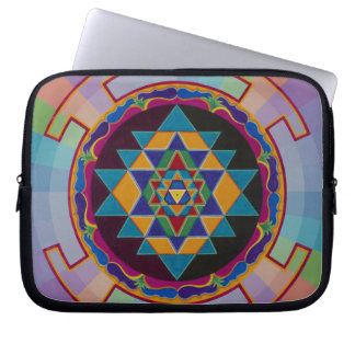Sri Yantra Lap Top Sleeve