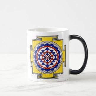 Sri Yantra Magic Mug