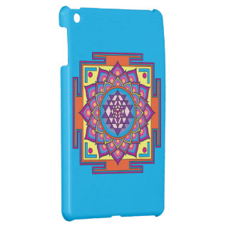 Sri Yantra Mandala Case For The iPad Mini