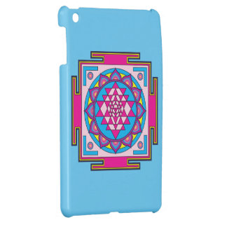 Sri Yantra Mandala iPad Mini Cases