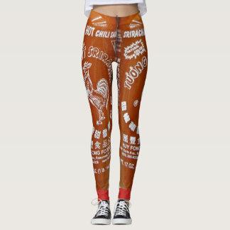 Sriacha Leggings