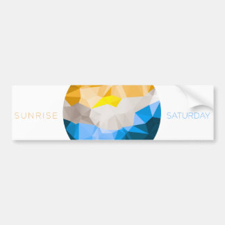 SS Bumpah Stickah! Bumper Sticker