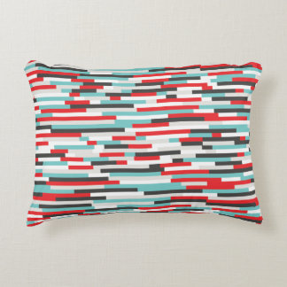 SS Colorful Brushed Accent Pillow