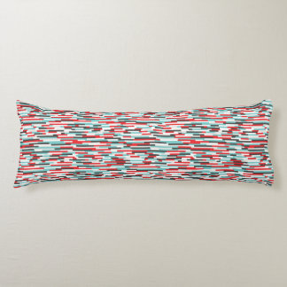SS Colorful Brushed Body Pillow