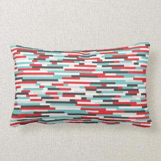 SS Colorful Throw, Lumbar Pillow