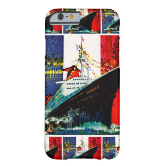 ss France with Champagne Barely There iPhone 6 Case