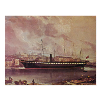 SS Great Britain Postcard