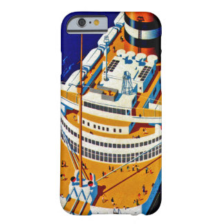 SS Nieuw Amsterdam Barely There iPhone 6 Case