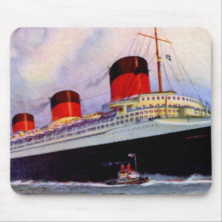 ss Normandie Mouse Pad