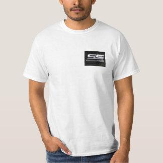 SS Supercharged Chevy Cobalt Camaro t-shirt