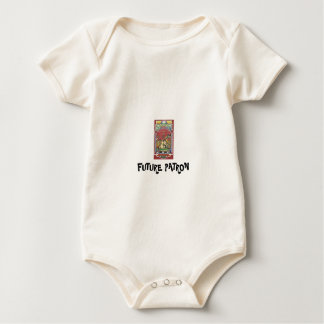 SSG Future Patron for baby Baby Bodysuit