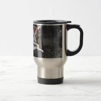 Ssshhhhhhh!!! 15 Oz Stainless Steel Travel Mug