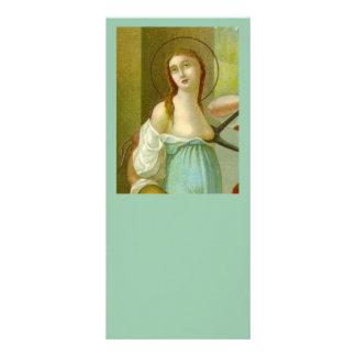 St. Agatha (M 003) Rack Card #1