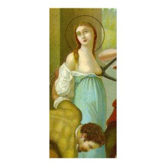 St. Agatha (M 003) Rack Card #3