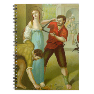 St. Agatha (M 003) (Style #2) Notebooks