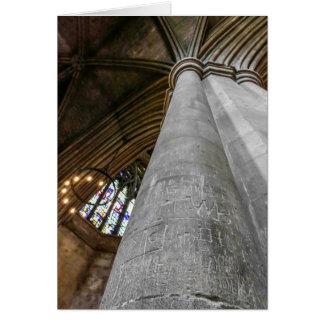 St. Albans Abbey. Card